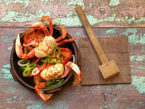 Fim de semana gastronômico: Festival Sabor do Carangueijo + Festival do Peixe Pedra